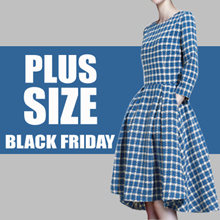 【BLACK FRIDAY】QXPRESS 2017 NEW PLUS SIZE FASHION LADY DRESS dress blouse TOP PANTS
