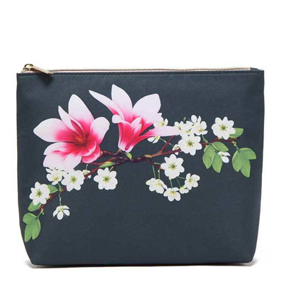 CANTON FLOWER POUCH