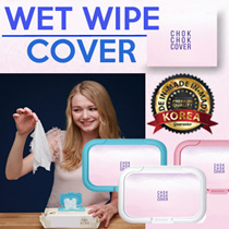 1+1+1 PROMO♥ Korean genuine♥ Wet Wipes Cover  Wet Tissue Cover Baby Wet Wipes Cover