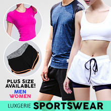 ♥CLEARANCE SALES♥ Inspired by U♥der_Armo♥r ♥Sports Wear♥Sports Bra♥Yoga/Quarter Pants♥PLUS PLUS SIZE