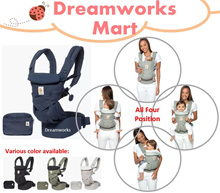 Ergo Omni 360 Baby Carrier All-in-One [c/w FREE Gift] 🎁🎁