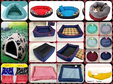 Frm $9.90 pet beds Instock bed house dog cat pet pets dogs cat beds bedding house mat pets pet