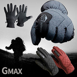 [GMAX]★Made in Korea★Winter Power Quilting Glove/Check Touch Screen Gloves/Warm Gloves/Men Gloves
