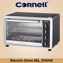 Cornell Electric Convection Oven 36L 2100W CEO-E3621SL (1 Year Warranty)