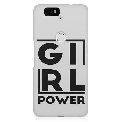 best sneakers 5e1b6 e127b Huawei Nexus 6p Phone Case from MOTIVATE BOX Girl power deisgn [CRG]