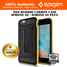 Spigen iPhone 6s / iPhone 6s Plus Neo Hybrid Carbon Case
