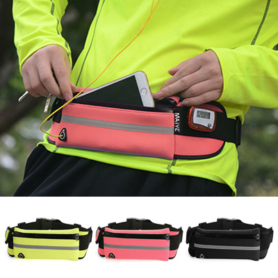 Travel Waist Pack,travel Pocket With Adjustable Belt Fried Chicken Legs Running Lumbar Pack For Travel Outdoor Sports Walking