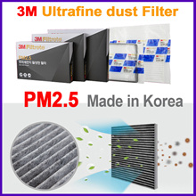 AUTHENTIC 3M PM2.5★Automotive Car Air Conditioner Heater Filter★Ultra fine dust blocking★Korea
