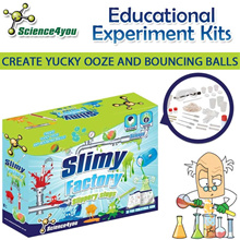 Science4you Slimy Factory Slippery Slugs (Ages 8+) Educational Experiment Kits for Children/Kids! Un