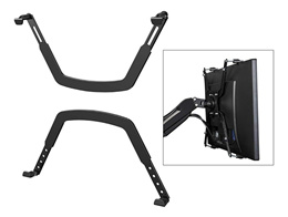 North Bayou NB FP-1 Extension VESA Adapter Fixing Bracket Monitor Holder Support for 17 - 27 inch