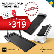 [Set] Xiaomi Kingsmith WalkingPad Treadmill - C1 Pro| A1 Pro | R1 Pro | K12 | K12 Pro | K15 Pro|KS FIT APP Functions ALL Applicable|Able To Unlock Speed in APP Unlike Chinese Version