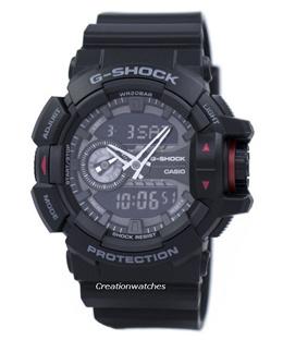 [CreationWatches] Casio G-Shock Analog Digital GA-400-1B Mens Watch