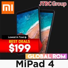 XIAOMI MI Pad 4 Tablet 32GB / 64GB ROM LTE   GLOBAL ROM   LOCAL SELLER