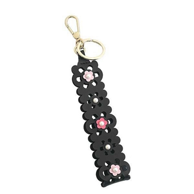 Furla FURLA / MAGIA HANDLE KEYRING key ring # RS11 J54 O60 961061 ONYX