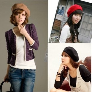 Qoo10 - wool beret Search Results   (Q·Ranking): Items now on sale at  qoo10.sg 9819c19900a