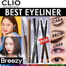 BREEZY ★ [CLIO] NEW Gelpresso Waterproof Gel Liner / Best Selling EyeLiner of Clio / eyeliner /