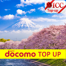 ◆ ICC◆【Japan DOCOMO SIM Card】TOP-UP more 4G data.ONLY avaiable ICC JAPAN docomo local sim