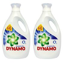 Dynamo Power Gel Twin Pack (3L x 2) KL JB