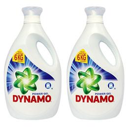 Dynamo Power Gel Twin Pack (3L x 2) KL Selangor Johor