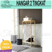 HANGER SOLIDWOOD 2T