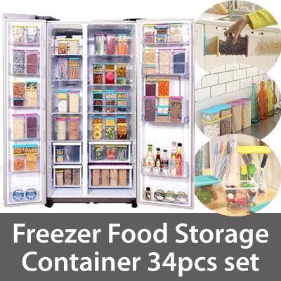 Qoo10 fridgefoodstorage Kitchen Dining
