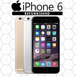 iPhone6 / 6Plus/  Unlocked 4G LTE Smartphone Refurbished [UK set] with Touch ID Full Box