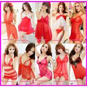 56911904cd7 Qoo10 - Teddies Collection Sleepwear Sexy Lingerie Pajamas Bikini ...