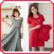 Quick View Window OpenWish. Maternity SG rate 5. Maternity Dress   Nursing  dress   Maternity wear ... 64144bf10196