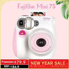 【Fujifilm】** Instax Polaroid Camera **♣ Instax mini 7s / mini 8 / mini 9 ♣ Hello Kitty Minions