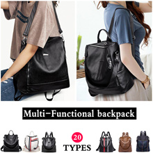 Sale!Large capacity 3Way Should bag or Backpack or Handbag!Formal、Casual All Matching Practical Women bag/ Canvas bag /Student bag