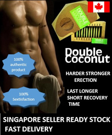 [Free Delivery] Double Coconut [as good as Candy B] 100% Authentic Proven effectiveness