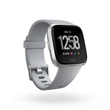 Fitbit Versa - Gray / Silver Aluminium