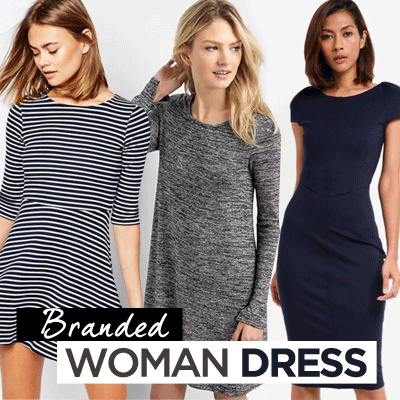 Dress Branded Wanita Deals for only Rp99.000 instead of Rp99.000