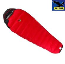 Saleh camping and outdoor goose down sleeping bag / [SALEWA] / 1200/1500/1800/2000 / hiking / camping / outdoor / riding