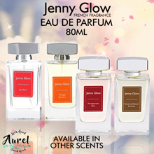 GROUP BUY SPECIAL!! UP: $69 [French Fragrance] Jenny Glow Eau De Parfum for Men and Women 80ml
