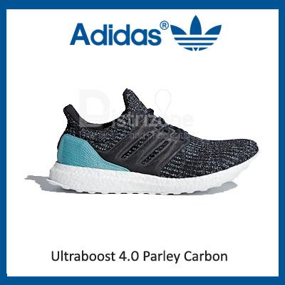 b2867a1ddea Adidas Ultraboost 4.0 Parley Carbon (Code  CG3673)  Preorder