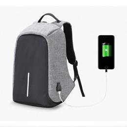 Anti Theft USB Charging Backpack Laptop Travel Bag sling bag Waterproof bag