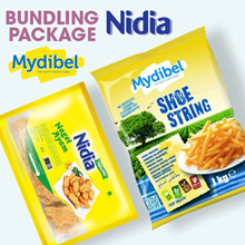 PROMO MURAH! SHOESTRING/ Tradition/ Clasic 1KG+ NUGGET AYAM 500GR FREE SHIPPING