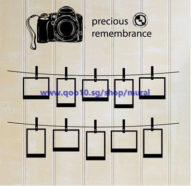 Qoo10 - remembrance precious memories camera photo frames decorated ...
