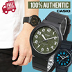 NEW ARRIVAL CASIO UNISEX MQ AND MW SERIES 100% AUTHENTIC