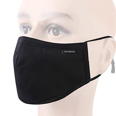 - Activate ▶ 5 Be Respirator Layer Mask 1 Cotton Coupon◀ Safgreen Washed Can Reusable Shop N95