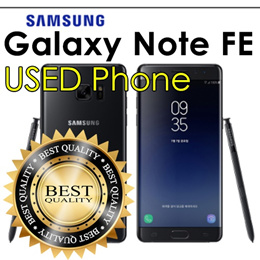 Used Original Samsung Galaxy Note FE Smartphone 64GB A Grade