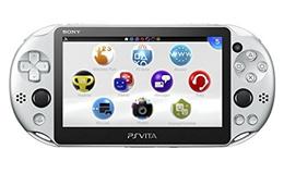 [iroiro]소니Interactive 엔터테인먼트 PlayStation Vita Wi-Fi모델 실버 (PCH-2000ZA25)