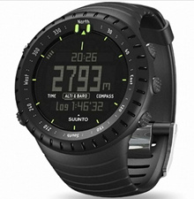SUUNTO Core Wrist Watch SS014279010 / Digital Fashion Watch / Sport Watch / Outdoor Watch / Mineral