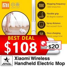 Xiaomi Handheld Electric Mop /  2000mAh / Wiper Floor Washers Rechargeable Mop