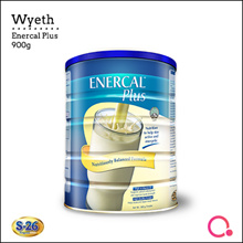 [WYETH] ENERCAL Plus 【Everyday Nutrition for Everyone!】