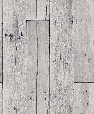 Sb Blooming Wall Faux Wooden Planks Wood Panel Wallpaper Wall Mural 20 8 In32 8 Ft 57 Sq Ft 8e022