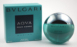 PERFUME BVLGARI AQVA MARINE MEN 150ML EDT SPRAY FRAGRANCE