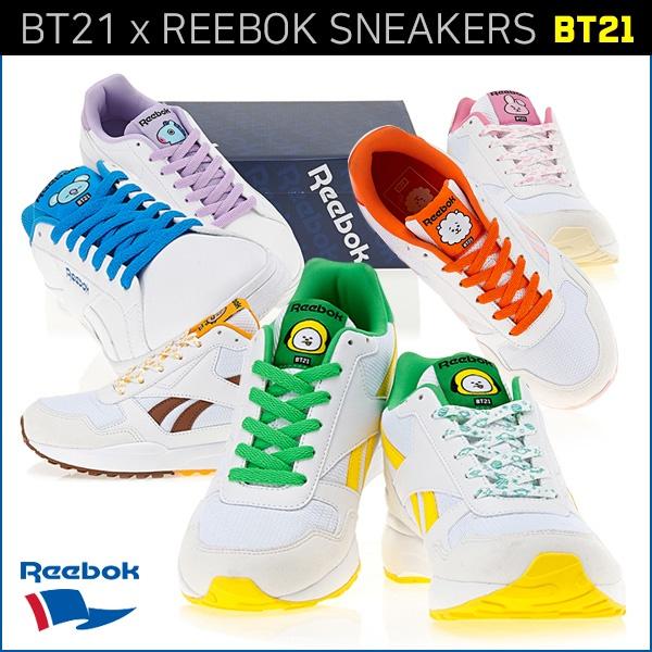 intencional guapo Charlotte Bronte  Qoo10 - BTS BT21 REEBOK : Shoes