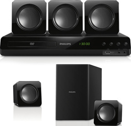 Brand New Philips 5.1 DVD Home Theatre HTD3510. Local SG Stock and warranty !!